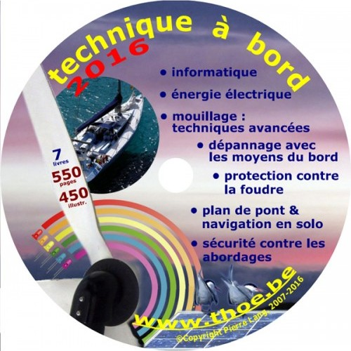 Le CD-ROM Technique de Thoè (2016)