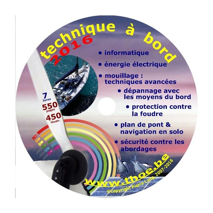 Le CD-ROM Technique de Thoè (2016)