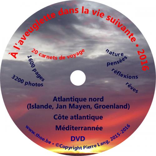 Le DVD de Thoè 2016