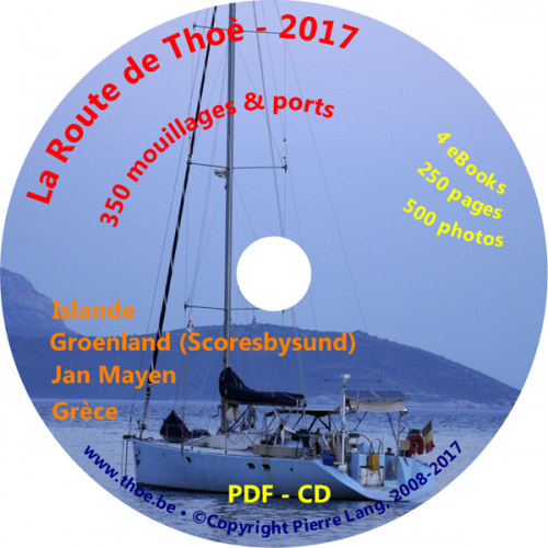 La Route de Thoè (eBooks)